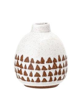Bloomingville Terracotta Stoneware Vase