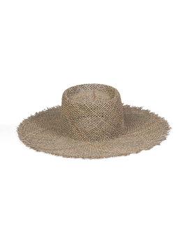 Lack of Color Fray Boater Hat