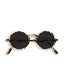 Izipizi Light Tortoise Round Sunglasses