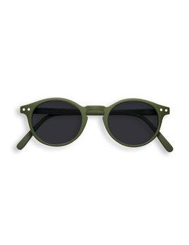 Izipizi Kaki Retro Sunglasses
