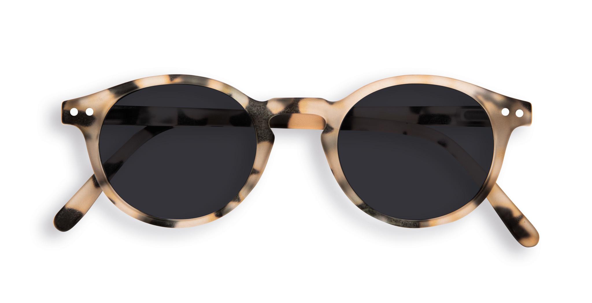 Izipizi Light Tortoise Retro Sunglasses