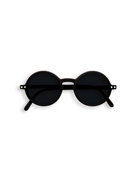 Izipizi Black Retro Junior Sunglasses