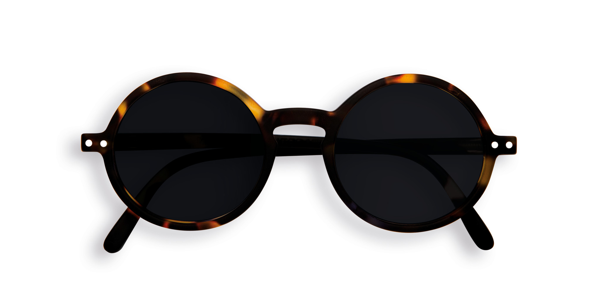 Izipizi Retro Tortoise Junior Sunglasses