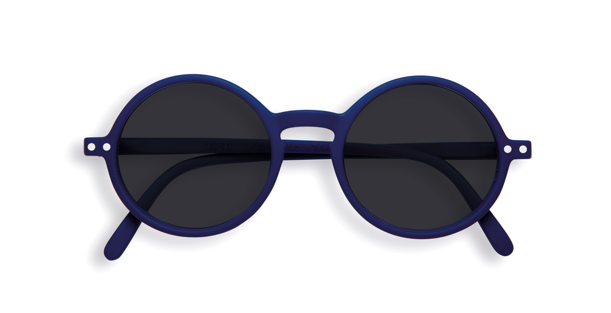 Izipizi Lunettes de Soleil Junior Retro Bleu Marin