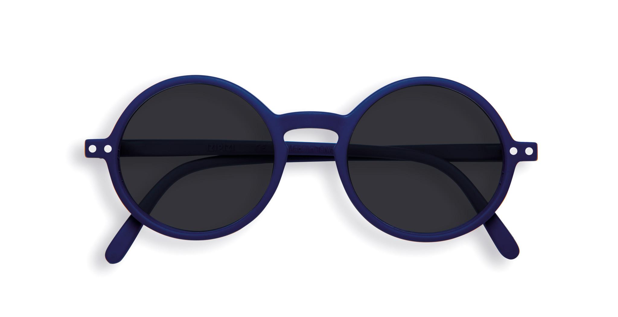 Izipizi Navy Retro Junior Sunglasses