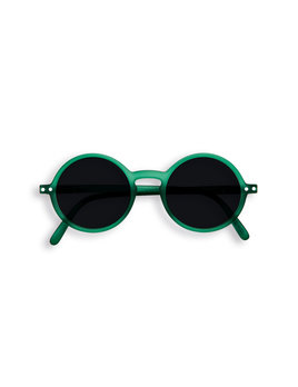 Izipizi Green Retro Junior Sunglasses