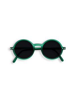 Izipizi Lunettes de Soleil Junior Retro Vert