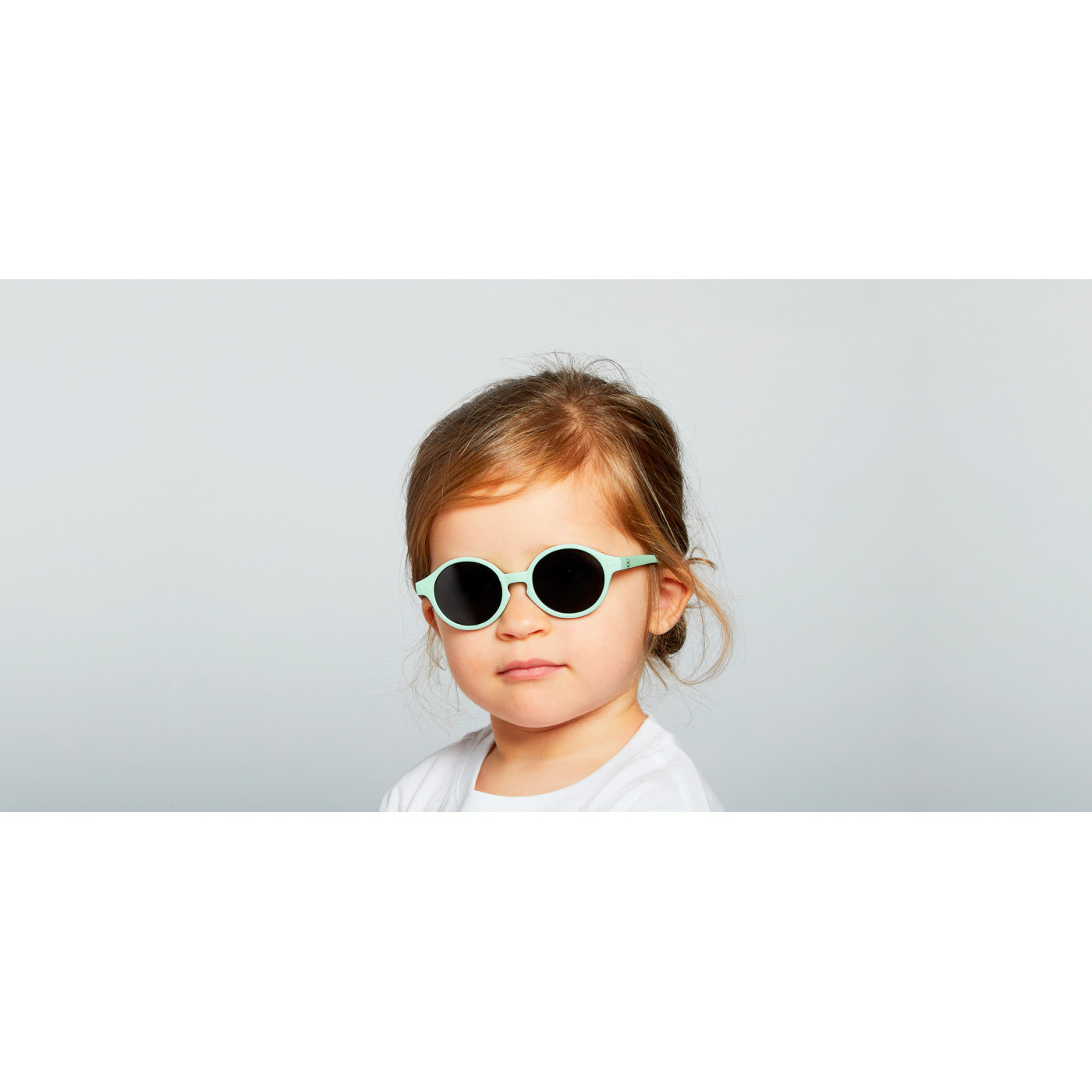 Izipizi Pastel Blue Kids Sunglasses