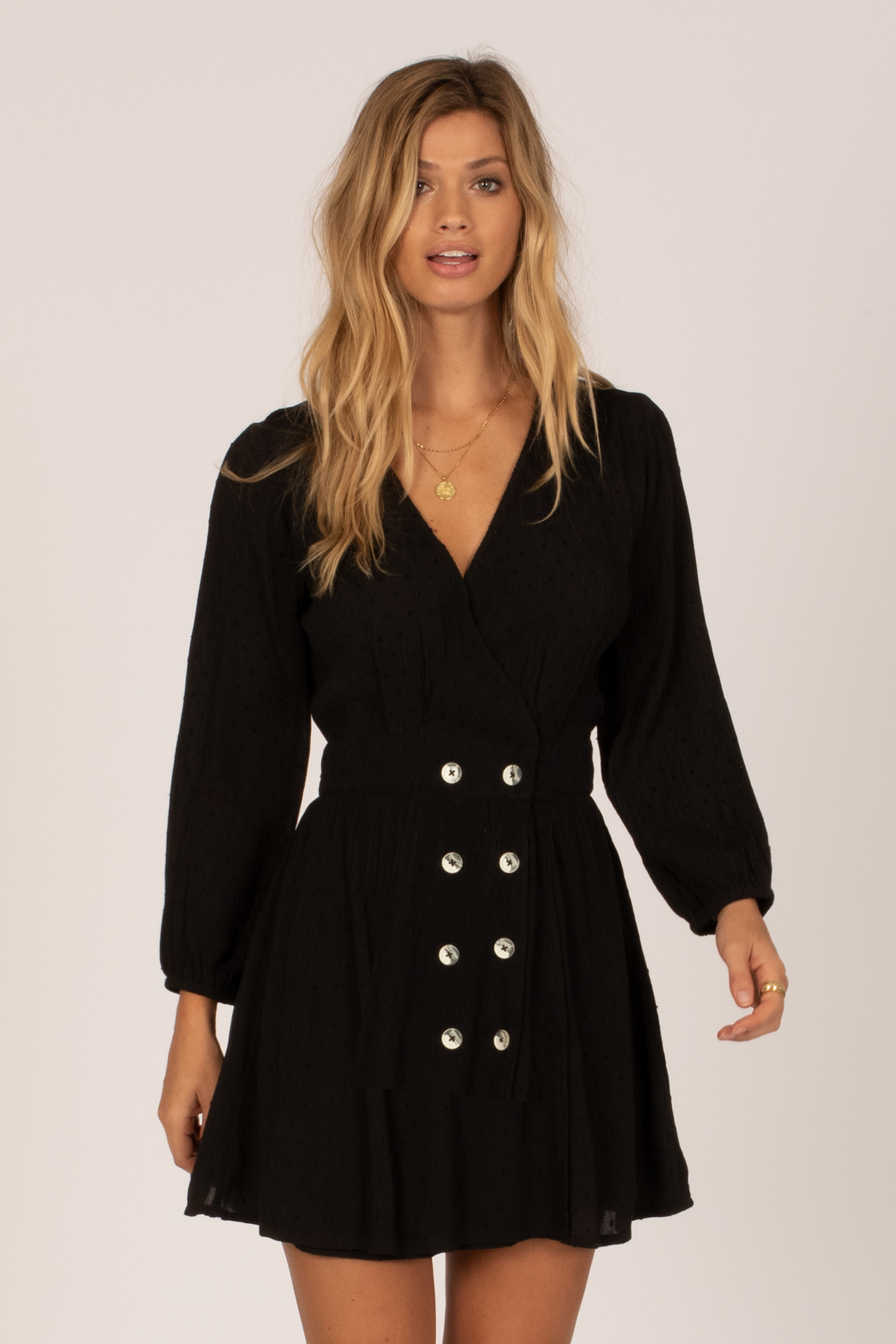 Amuse Society Robe Georgie