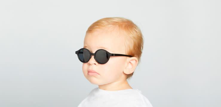 Izipizi Black Kid Sunglasses