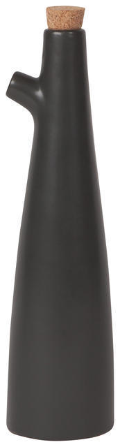 Danica/Now Black Matte Oil Bottle