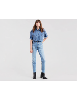 Levis Jeans Bleu Wedgie Icon Fit