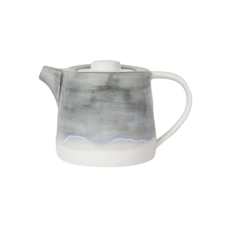 Danica/Now Grey Cloud Teapot