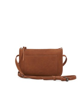 Co-lab Cognac Crossbody Bag