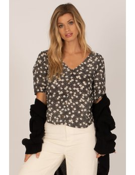 Amuse Society Blouse Allegra