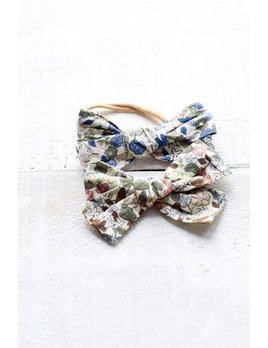 Mini Bretzel Little Flowers Bows Set