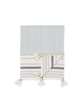 ADV Nautical Woven Throw