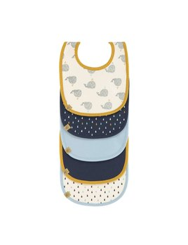 Lassig Water Whale Bibs Set