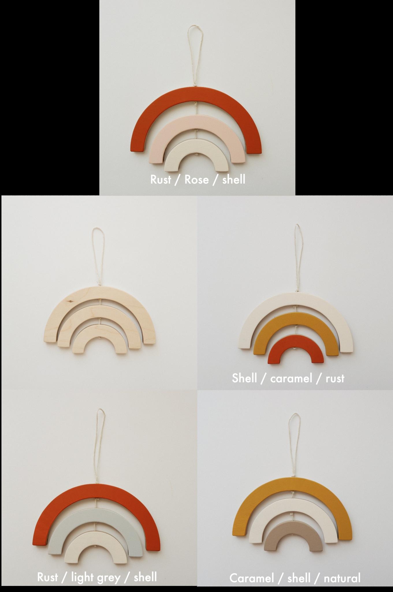 Minika Mini Rainbow - Multiple Colors