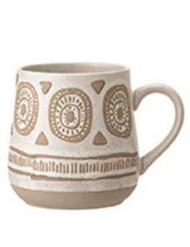 Bloomingville Mandala Artisan Mug
