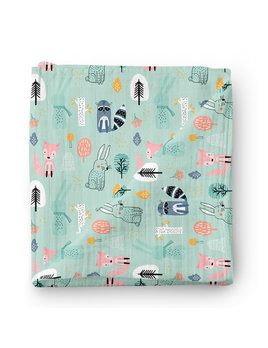 Olé Hop Boreal Excursion Bamboo Swaddle