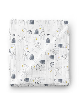 Olé Hop Dream of Africa Bamboo Swaddle
