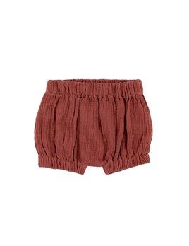 Bajoue Shorts Bouffantes Paprika