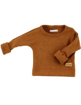 Bajoue Maple Evolutive Sweater