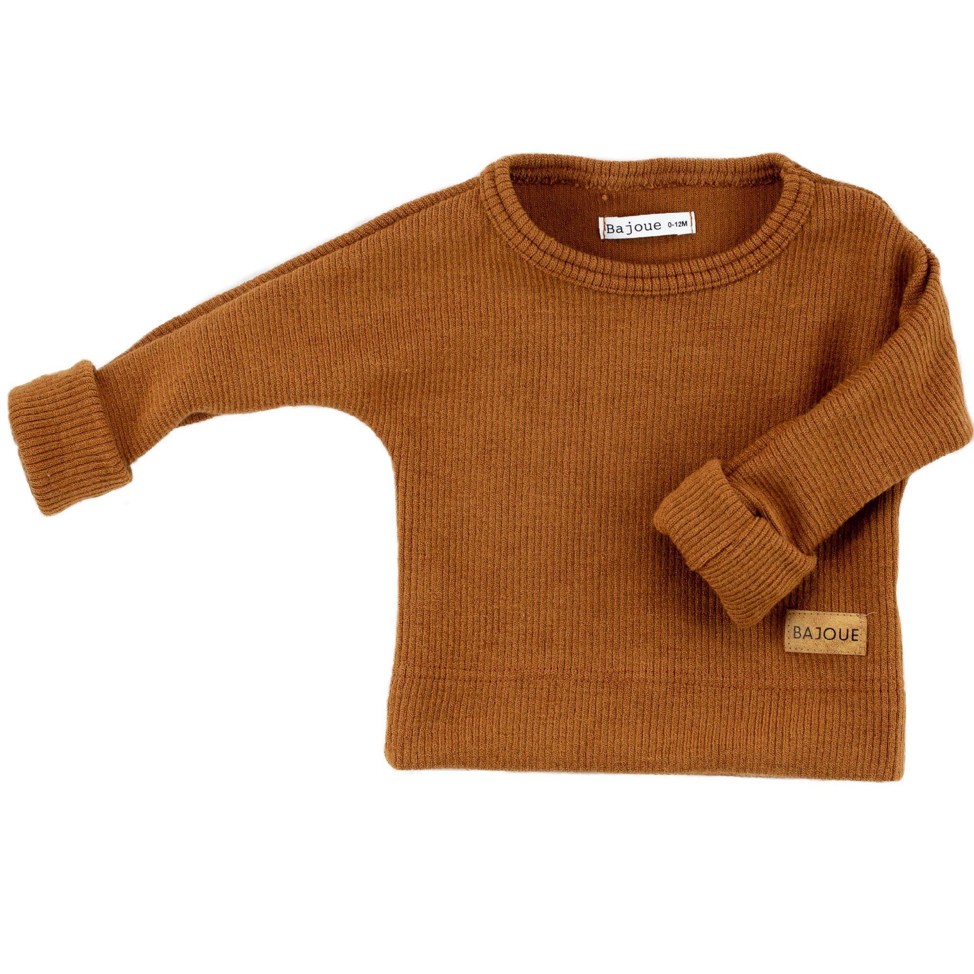 Bajoue Maple Evolutive Sweater