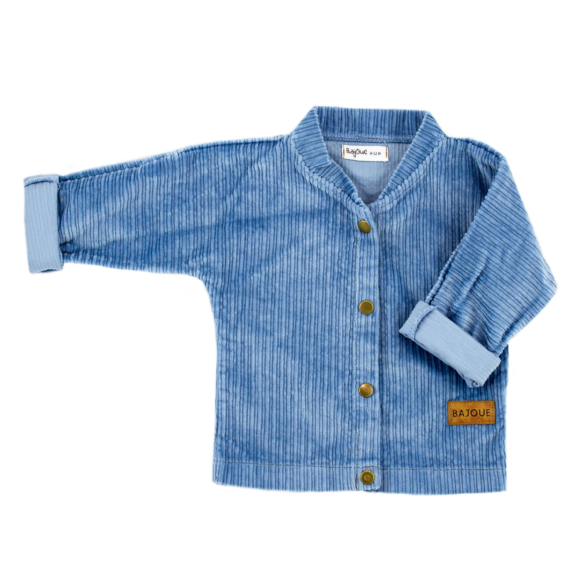 Bajoue Baby Blue Mini Jacket