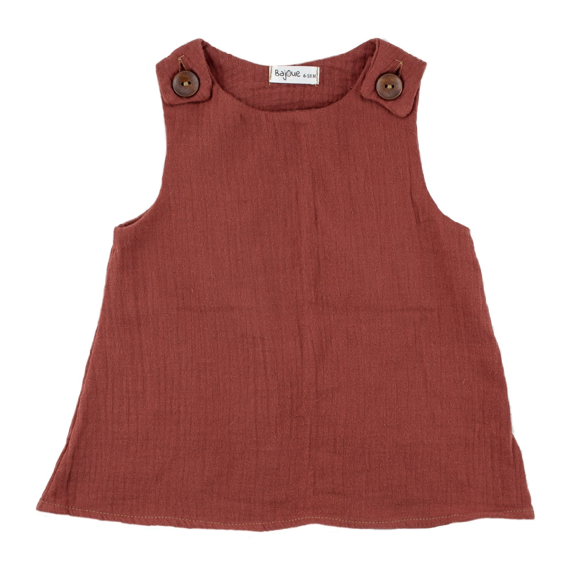 Bajoue Wide Dress - Multiple Colors