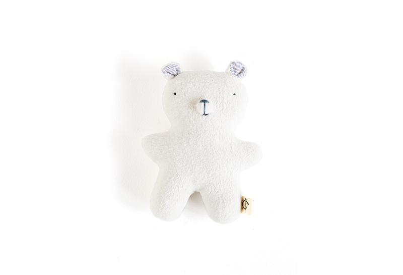 Little White Bear Cub