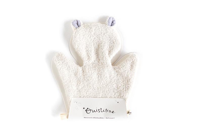 Bear Hand Washcloth