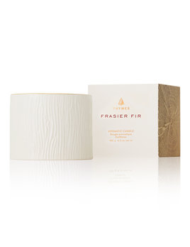 Thymes Fir Ceramic Petite Candle