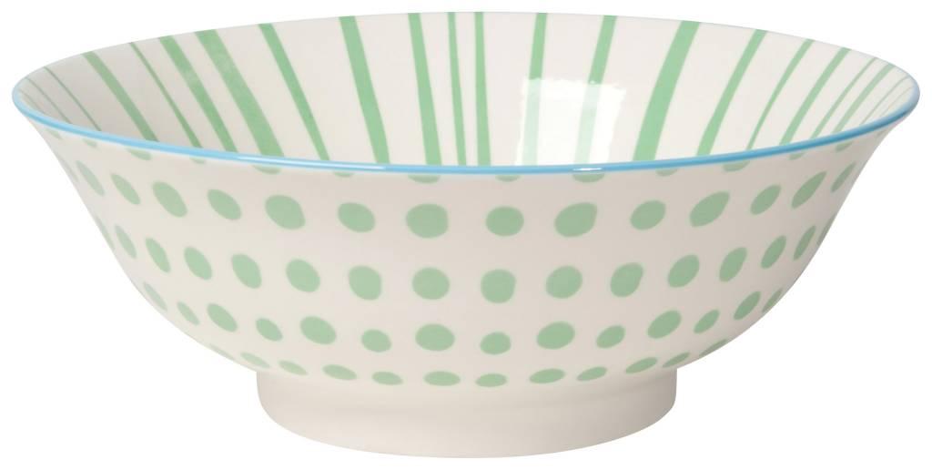 Danica/Now Mint Pea Bowl