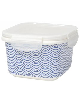 Waves Large Container