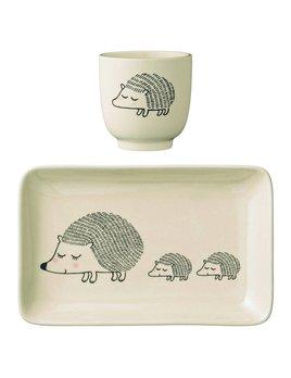 Bloomingville Hedgehog Plate