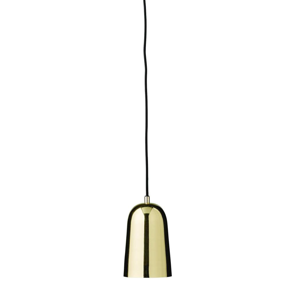Bloomingville Pendant Golden Lamp