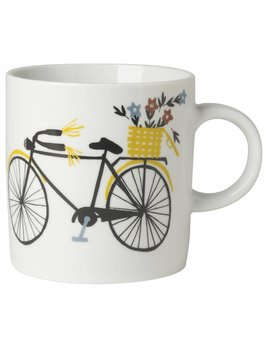 Danica/Now Bicycle Mug