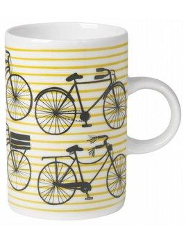 Danica/Now Tasse Bicyclette Rayée