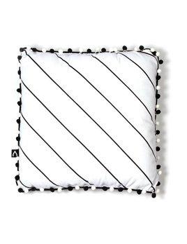 Gautier Studio Pompom Pillow