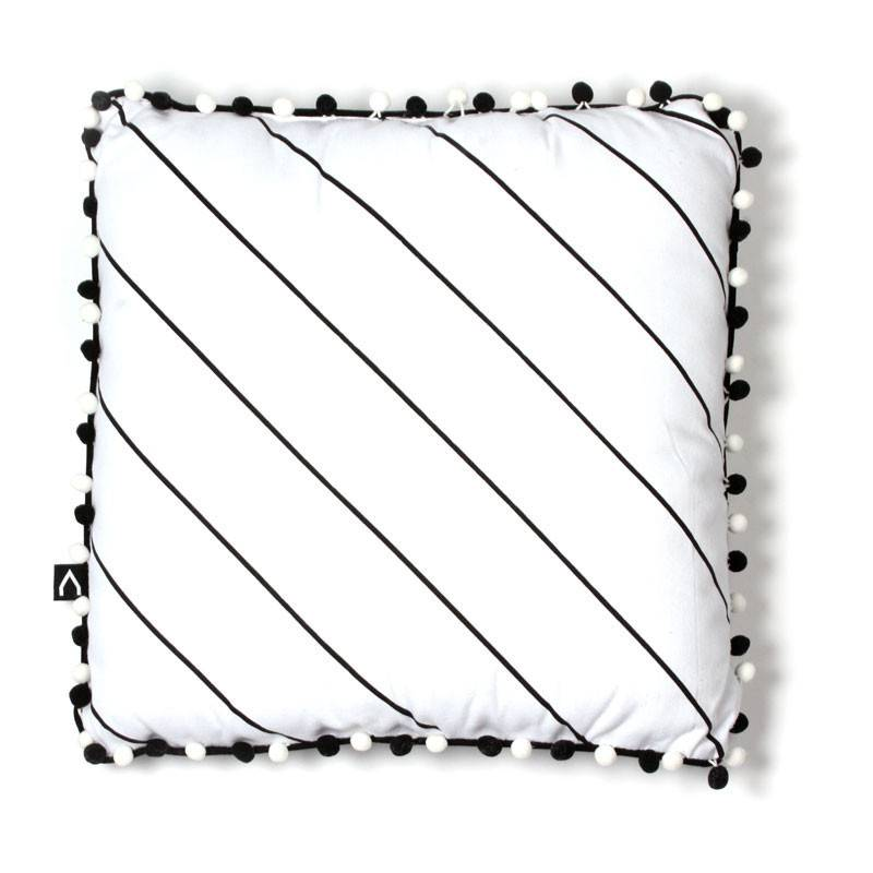 Gautier Studio Pompom Pillow