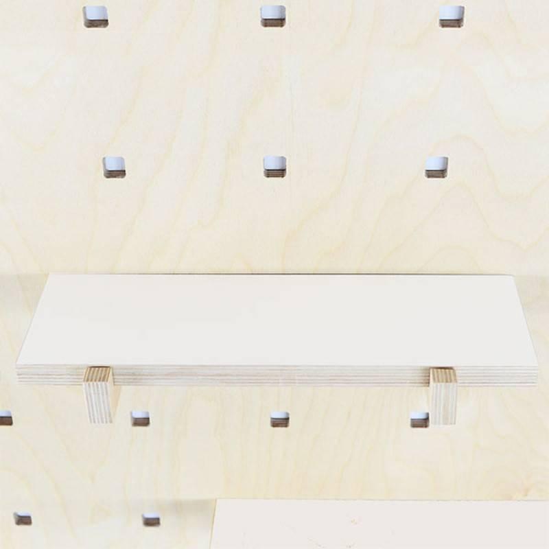 Gautier Studio Carambina White Shelves