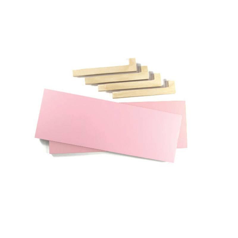 Gautier Studio Carambina Pink Shelves