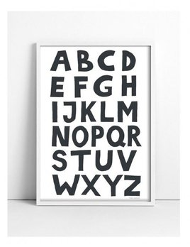 Tellkiddo ABC print