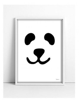 Tellkiddo Panda print