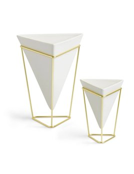 Umbra Ensemble 2 Vases Trigg