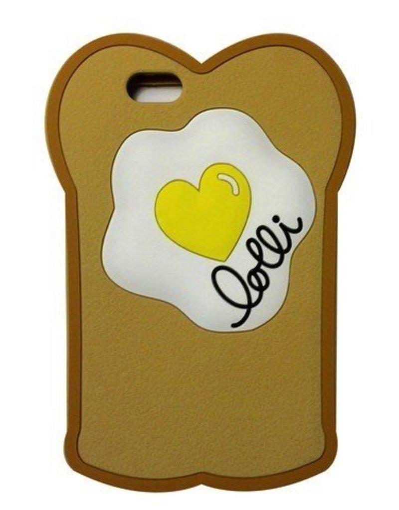 Egg on toast iphone 6 case