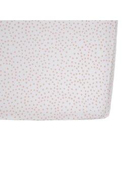 Petit Pehr Pink Dots Crib sheets