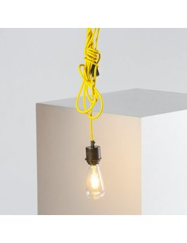 Yellow Fix It Ceiling Cable